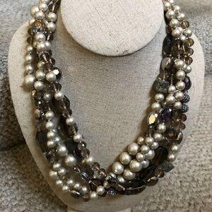 Stella & Dot statement piece necklace